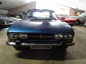 1972 PEUGEOT 504 Cabrio  For Sale by Auction