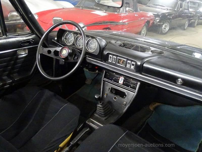 1972 PEUGEOT 504 Cabrio  For Sale by Auction (picture 4 of 6)