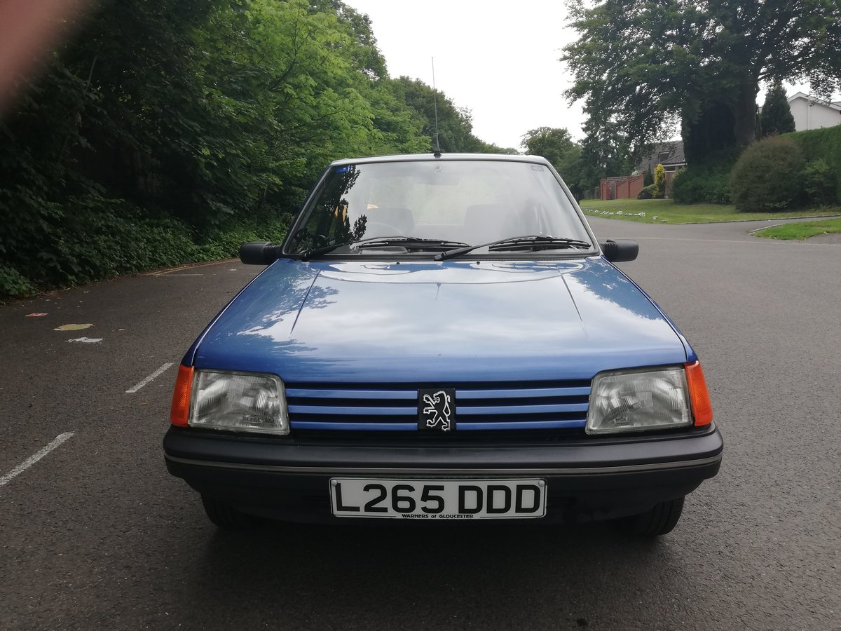 1994 Peugeot 205 1.8 Diesel For Sale (picture 1 of 6)