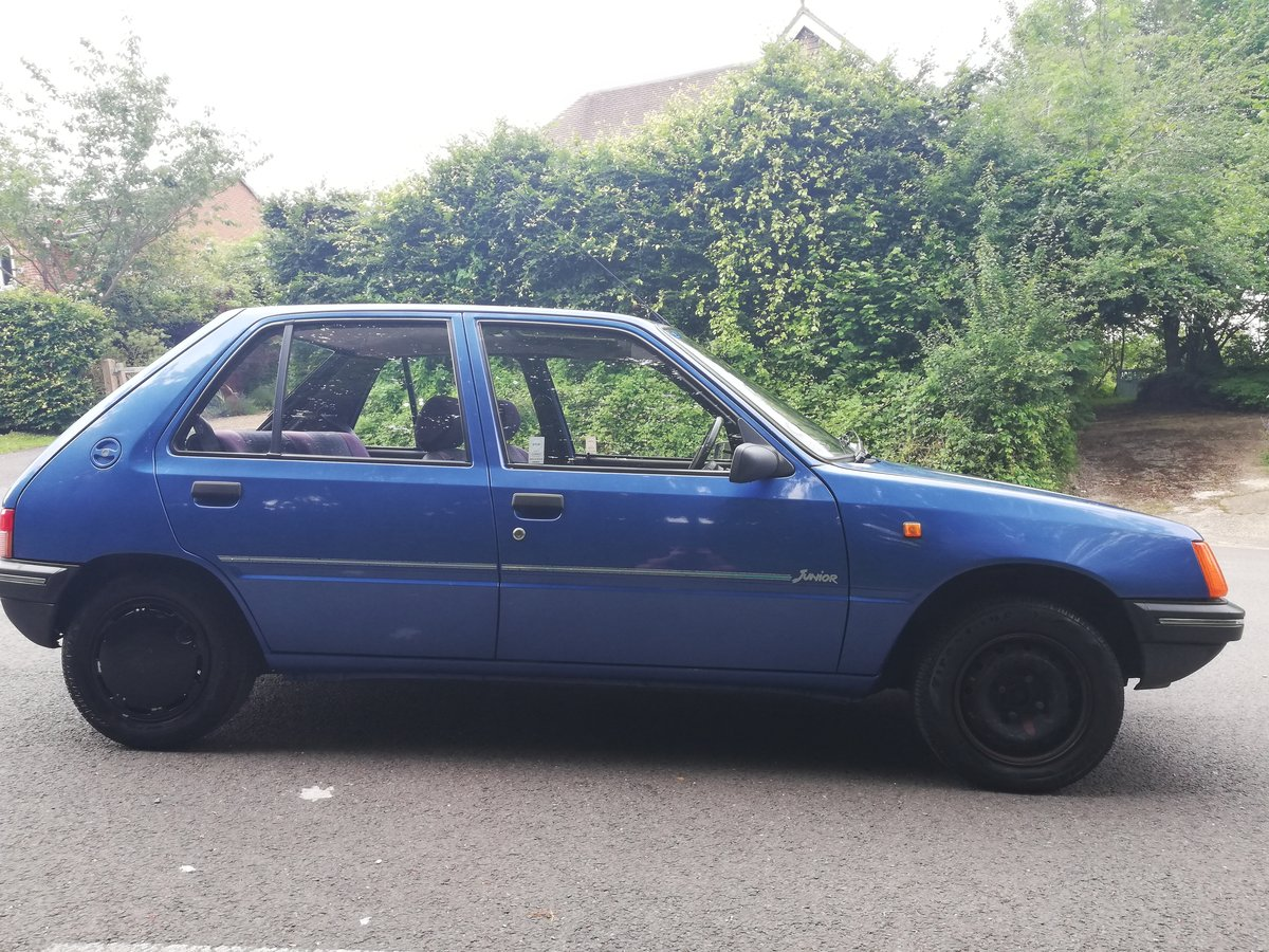 1994 Peugeot 205 1.8 Diesel For Sale (picture 2 of 6)