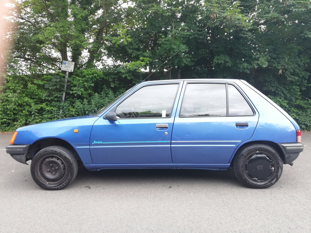 1994 Peugeot 205 1.8 Diesel For Sale (picture 3 of 6)