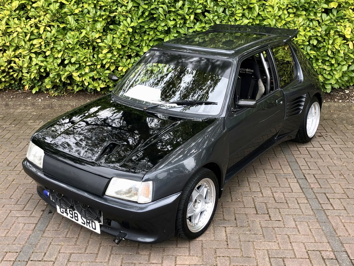 1989 205GTI // Dimma // V6 // 3.0L // 24v // px swap For Sale (picture 1 of 6)