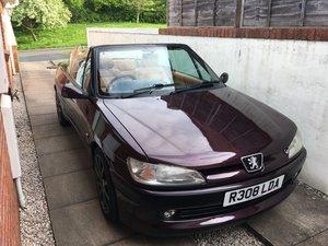 1997 Peugeot 306 Cabriolet For Sale