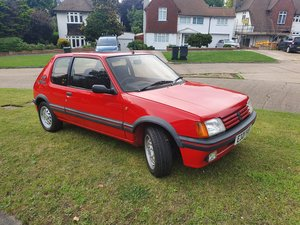 1987 Peugeot 205 GTI 1.6 Orginal Phase 1 For Sale