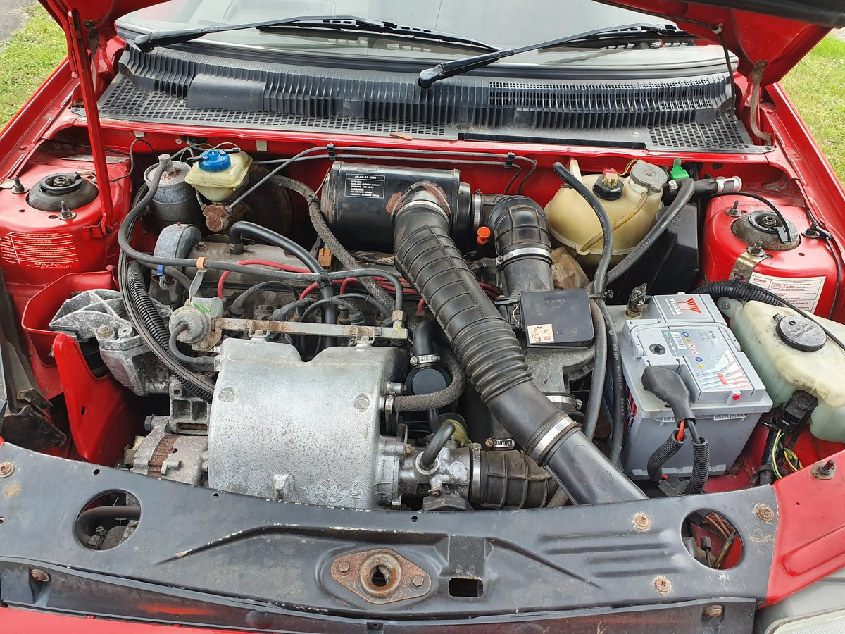 1987 Peugeot 205 GTI 1.6 Orginal Phase 1 For Sale (picture 3 of 6)