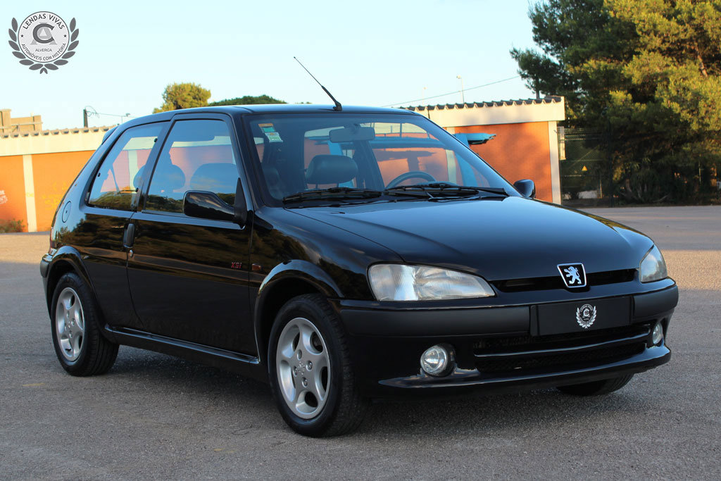 Peugeot 106 XSI 1997 For Sale (picture 1 of 6)