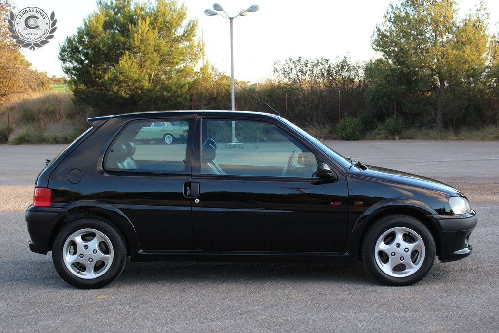 Peugeot 106 XSI 1997 For Sale (picture 2 of 6)