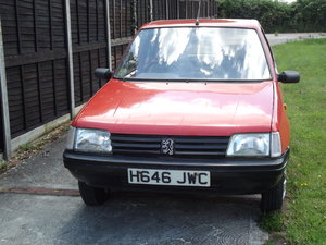 1990 Peugeot 205 For Sale