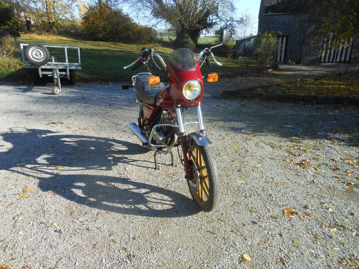1989 Peugeot TXT 125 For Sale (picture 1 of 4)