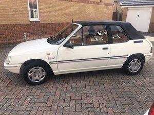 1992 Peugeot 205CJ, Beautiful 1991 sale or swap For Sale