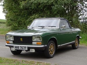 6000 Peugeot 304 S Convertible For Sale by Auction