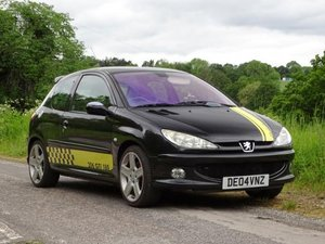 2004 Peugeot 206 GTi 180 For Sale by Auction