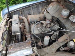 1960 Peugeot 403 Saloon Car LHD Classic Original French For Sale