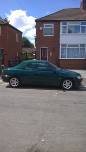1999 peugeot 306 2.0 se cabriolet manual 48k fsh  For Sale