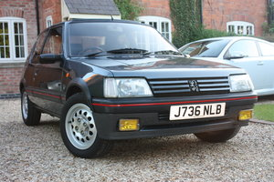 1992 1.6 205 GTi - owned 14 years For Sale