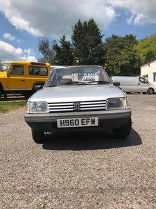 1990 Peugeot 205  1.4 GR