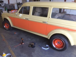 1961 Peugeot 403 Estate - The proverbial hen's tooth... For Sale