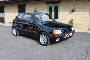 1990 PEUGEOT 205 1.9 GTI For Sale