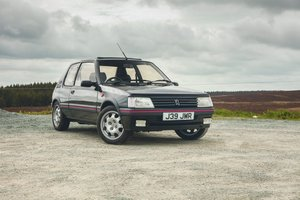 1992 Peugeot 205 GTI 1.9 Restored - NO RESERVE For Sale by Auction