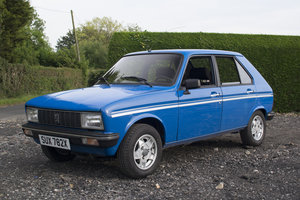 1982 Peugeot 104 S - 1360 - 5 Speed For Sale