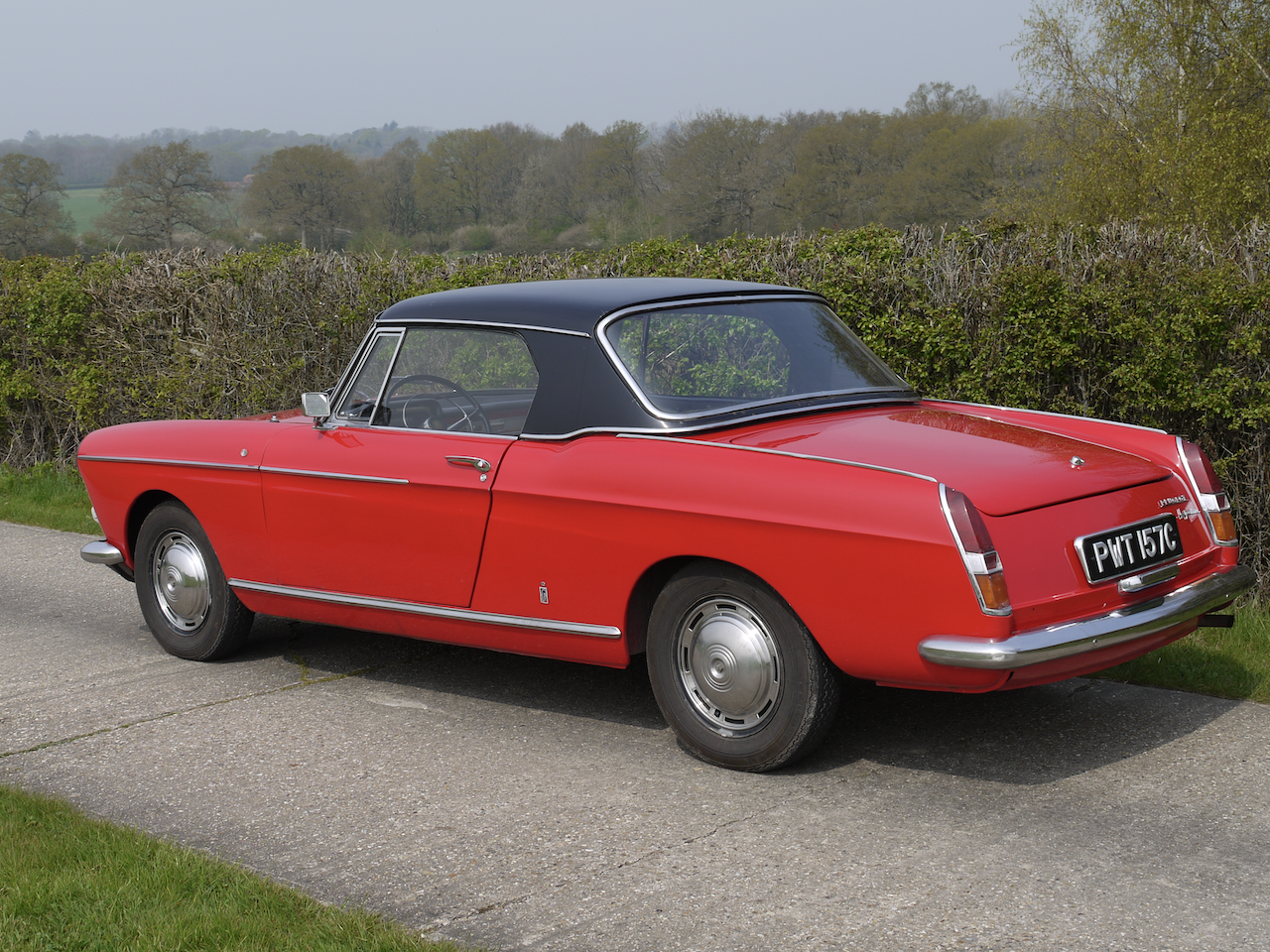 1965 Peugeot 404 Cabriolet Injection For Sale (picture 2 of 6)
