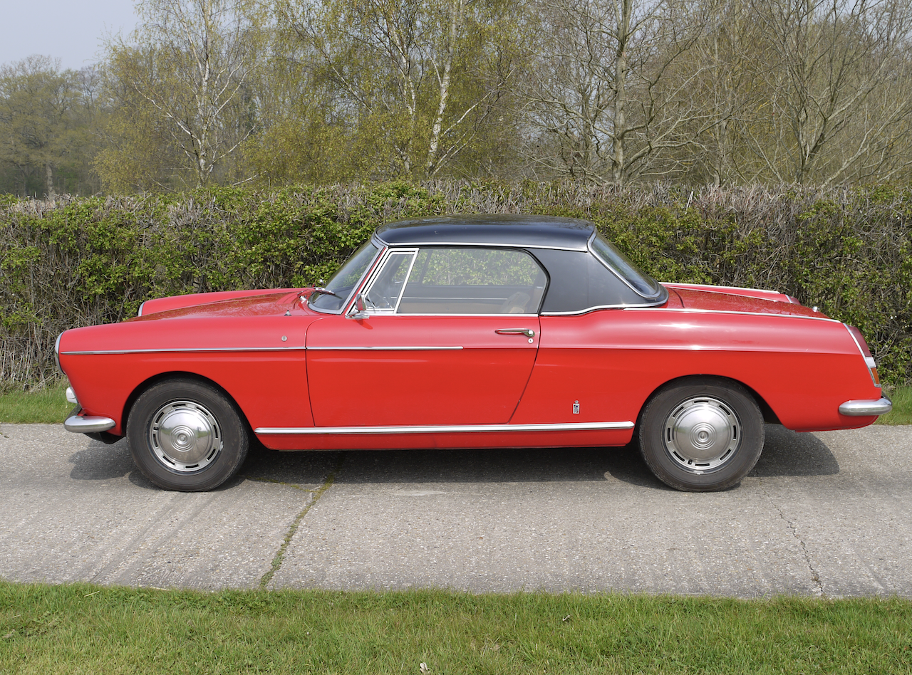 1965 Peugeot 404 Cabriolet Injection For Sale (picture 3 of 6)