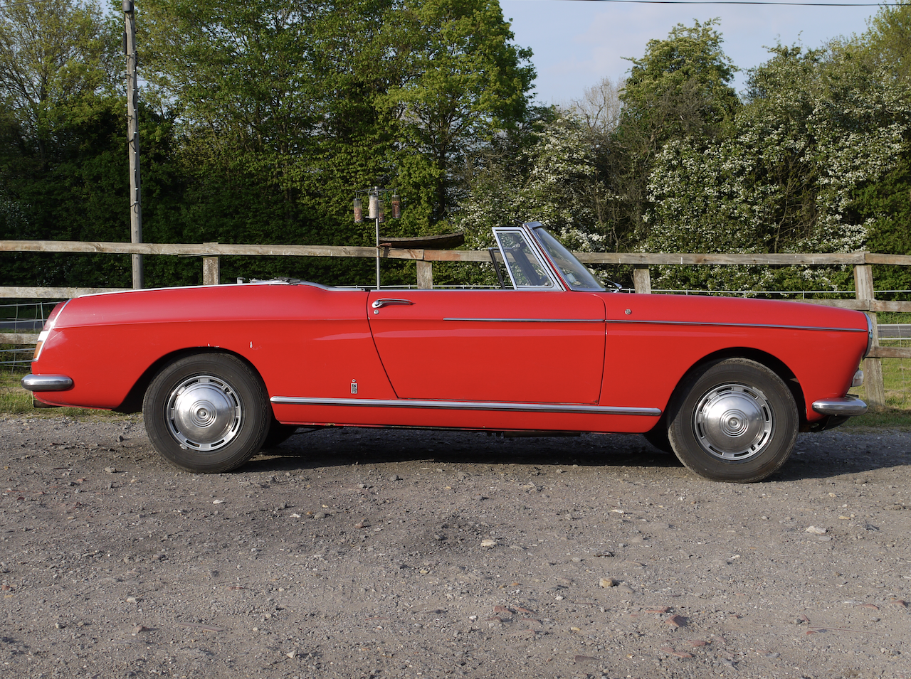 1965 Peugeot 404 Cabriolet Injection For Sale (picture 6 of 6)
