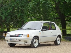 1989 Peugeot 205 Rallye For Sale by Auction