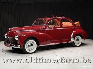 1956 Peugeot 203 C Découvrable '56 For Sale