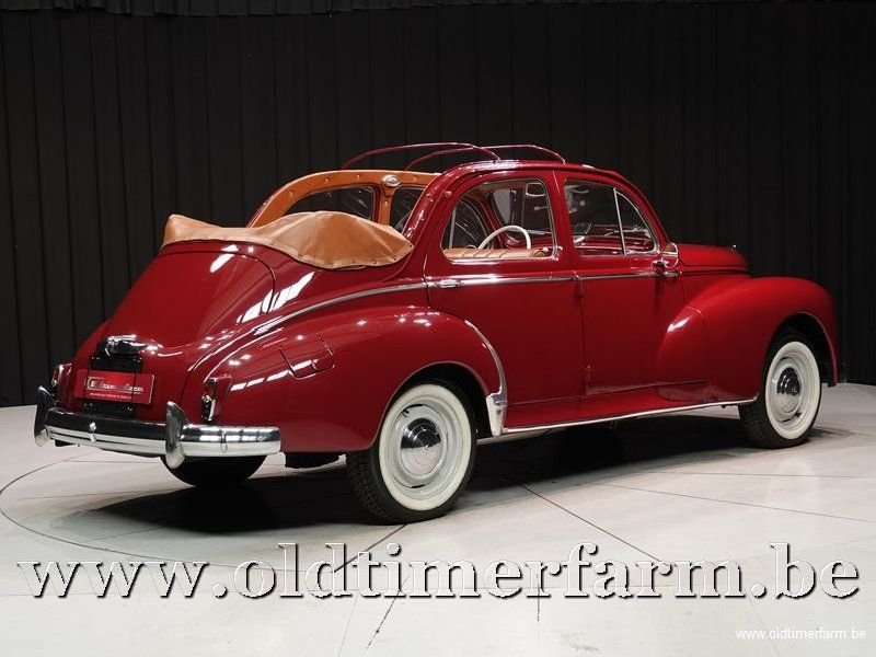 1956 Peugeot 203 C Découvrable '56 For Sale (picture 2 of 6)