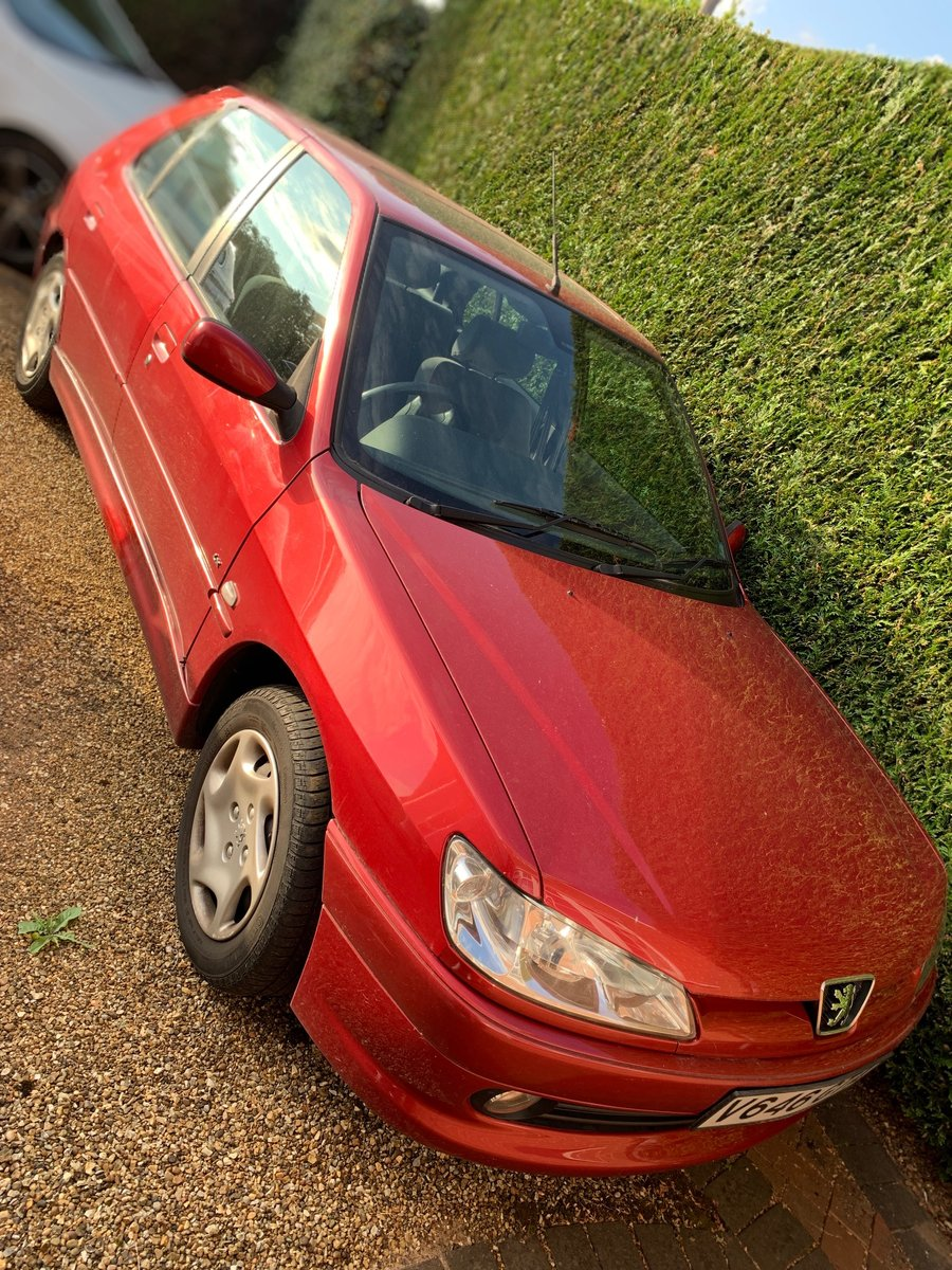 2000 Peugeot 306. 36k mileage. Excellent Condiiton For Sale (picture 1 of 6)