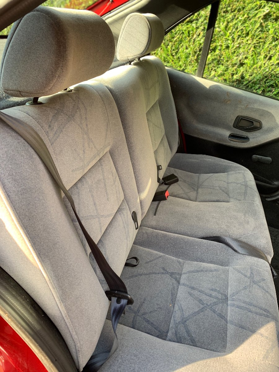2000 Peugeot 306. 36k mileage. Excellent Condiiton For Sale (picture 4 of 6)
