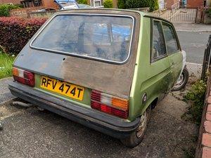 1979 Peugeot 104 ZL Project - ZS BUNDLE For Sale