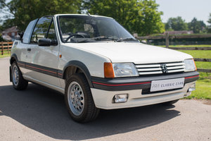 Picture of 1988 Peugeot 205 CTI 1.6 Convertible SOLD