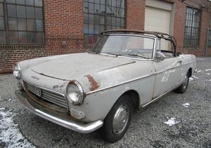 Peugeot 404 1966 Cabriolet For Sale