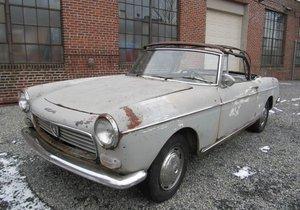 Peugeot 404 1966 Cabriolet