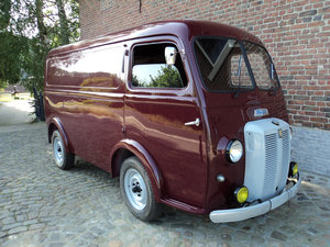1959 Peugeot D4B Van For Sale by Auction