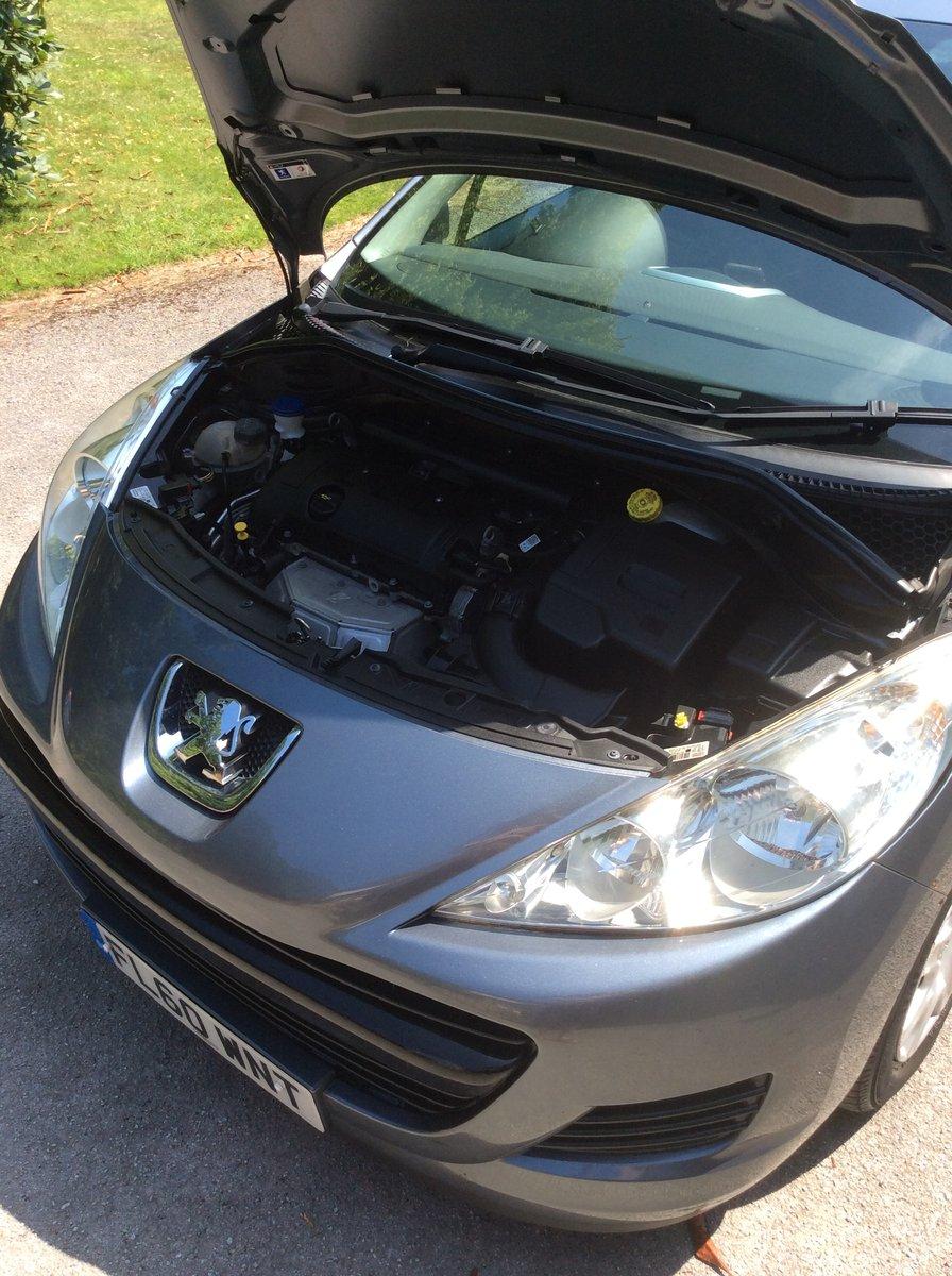 2010 Peugeot 207 S 1.4 VTi 5DR Sat-Nav SOLD (picture 6 of 6)