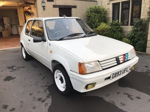 1990 Peugeot 205 Rallye Replica - Immaculate For Sale