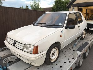 1992 Peugeot 205 Rallye Genuine UK For Sale