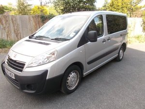 2013 PEUGEOT EXPERT INDEPENDENCE DIESEL WHEELCHAIR ACCESS For Sale
