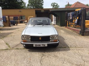 1974 Peugeot 304 RHD Rare and Original