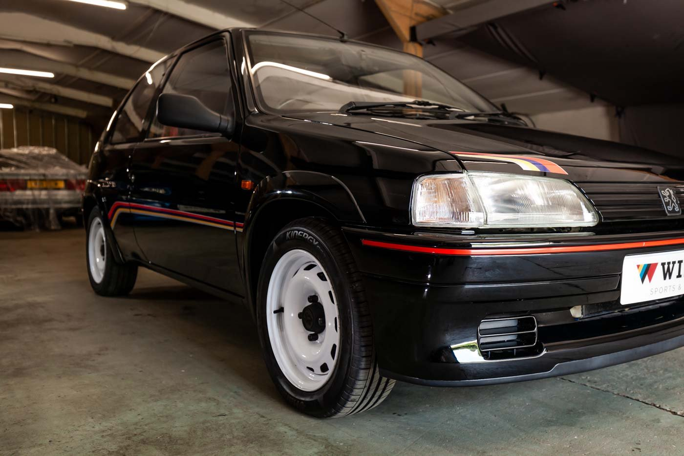 1995 Peugeot 106 Rallye S1 For Sale (picture 8 of 15)