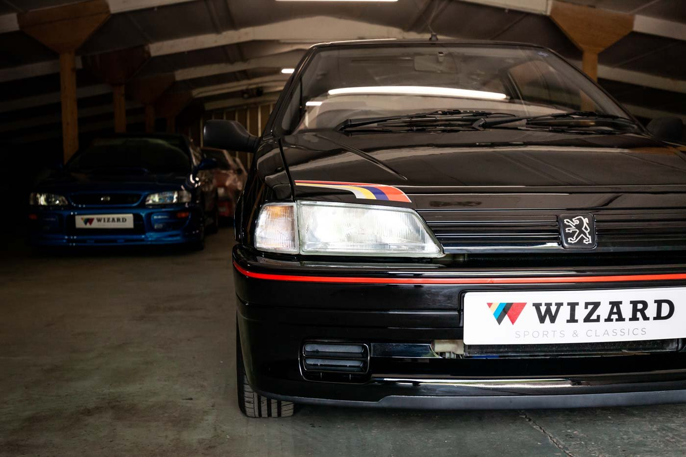 1995 Peugeot 106 Rallye S1 For Sale (picture 14 of 15)