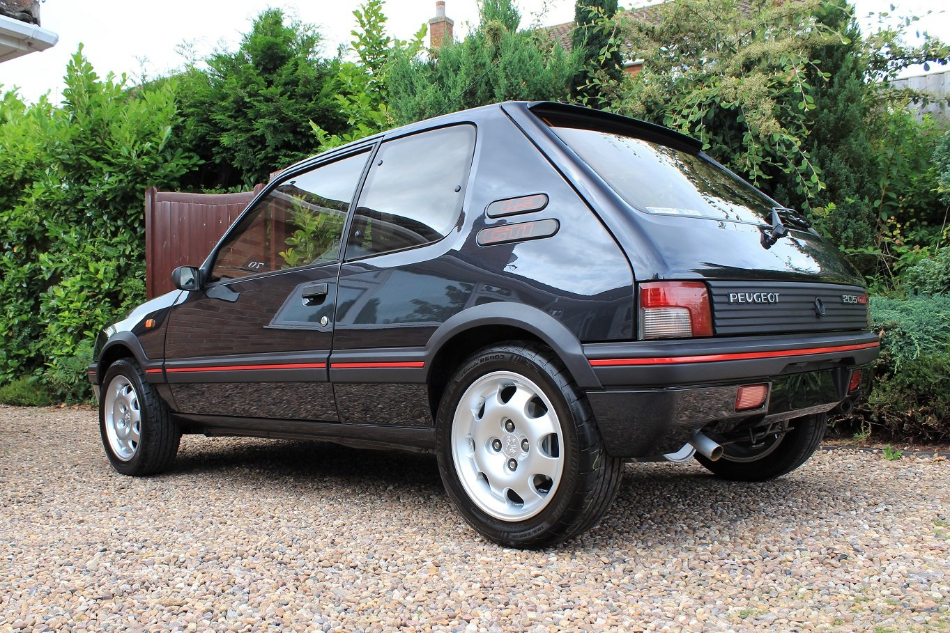 1991 Peugeot 205 GTI 3dr,65,534 miles from new For Sale (picture 2 of 6)
