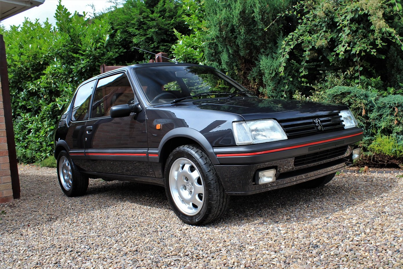 1991 Peugeot 205 GTI 3dr,65,534 miles from new For Sale (picture 3 of 6)