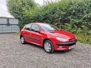 2003 Peugeot 206 1.4 LX | Mint | New MOT | 30k For Sale