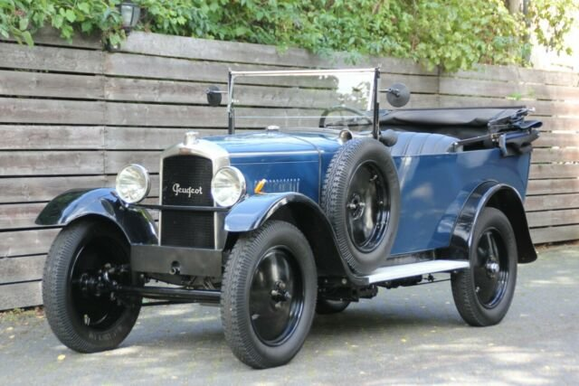 Peugeot 172 M Camionette Cabrio, 1927 SOLD (picture 1 of 6)