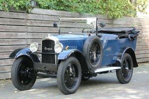 Peugeot 172 M Camionette Cabrio, 1927, 12.900,- Euro For Sale