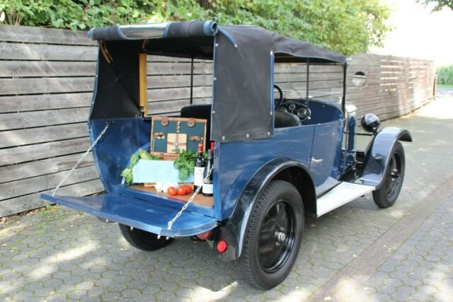 Peugeot 172 M Camionette Cabrio, 1927 SOLD (picture 4 of 6)